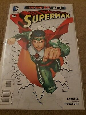 Superman #0 (Individual Comics) New 52