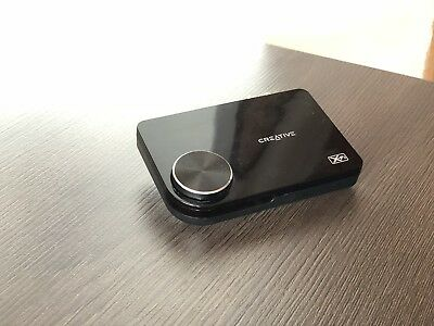 Creative Sound Blaster X-Fi 5.1 Surround USB Soundkarte Creative Labs SB1090