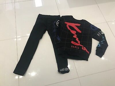 BOYS KENZO JEANS AND JUMPER Age 10-12 IMMACULATE