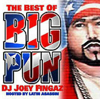 Big PUN Tribute Mixtape DJ Compilation Mix CD Old School Lovers Mix