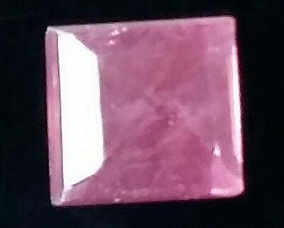 4.04 cts certified natural ruby pink / red ( burma Myanmar )