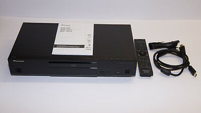 Pioneer BDP-450 3D Blu-Ray Player