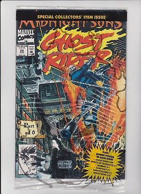 Marvel Comics Ghost Rider  #28 Collectors' Edition