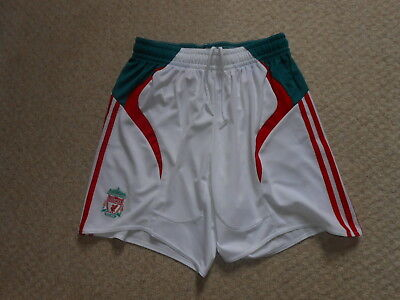 "Liverpool FC Football Shorts. 36/38"". Adidas. Excellent Condition."