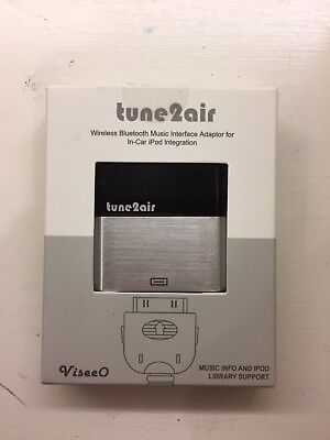 Viseeo Tune2air WMA1000 Wireless Bluetooth Music Interface Adaptor