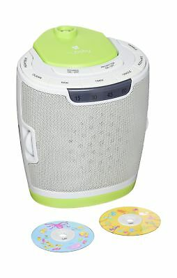 myBaby Soundspa Lullaby Sound Machine and Projector, Auto-Off Timer, Includes...