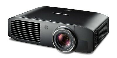 Heimkino Beamer Panasonic PT-AT6000 Full HD 3D LCD Projektor 16:9 21:9 Lampe Neu