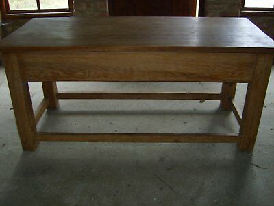 Shabby Chic Gorgeous Large French Farmhouse Rustic Refectory/dining Table