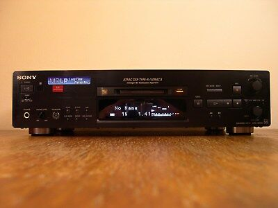 Sony MDS-JB940 QS Mini Disc Recorder/Player With MDLP (Long Play & Extended LP)