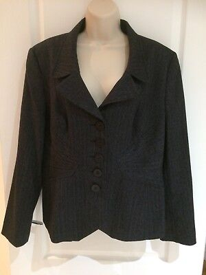 Ladies Smart Trouser Suit from NEXT size 18 RegularTrousers & size 18 Jacket....