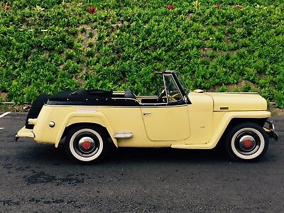 1948 Jeep Other  1948 Willys Jeepster