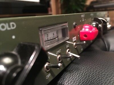 Amtec Phanzen Compressor  Stereo    No Chandler Limited , Neve , SSL
