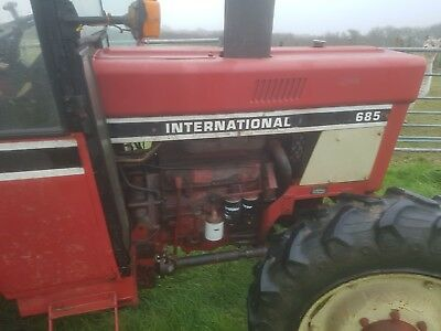 Case/ International 685 Tractor NO VAT