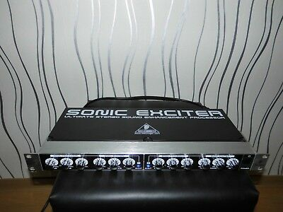 Behringer Sonic Exciter Enhancement Sound  Processor  SX3040 Klangprozessor