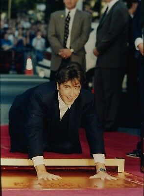 AL PACINO at Grauman's Chinese Theatre - Original 35mm COLOR Slide - 1997