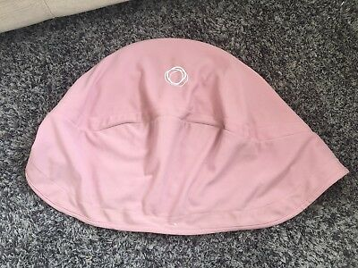 Bugaboo Bee Extending Hood Pale Pink Brand New Ex Display