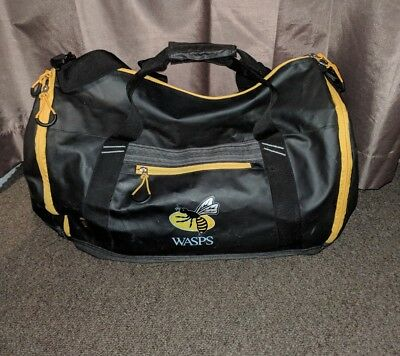 Wasps Rugby Sports Travel Bag