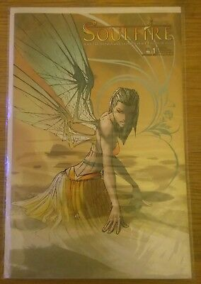 Soulfire comic #1 Michael Turner Jay Company limited edition