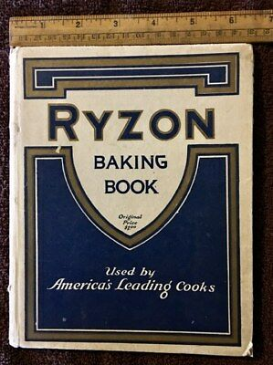 Ryzon Baking Book - 1918 - General Chemical Company