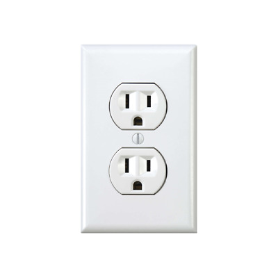 Electrical Outlet Reusable Sticker Prank Fake Joke Funny Custom 3M Wall Decal