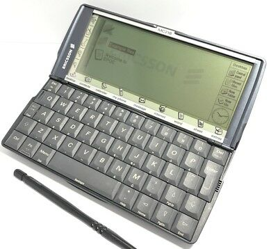Ericsson MC218 Psion Epoc 5MX Compatible PDA (DPY 901 017 R3A)
