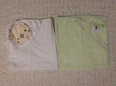 baby towels hooded Mothercare