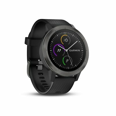 Garmin Vivoactive 3 GPS Smartwatch with Sports Apps and Wrist Heart Rate