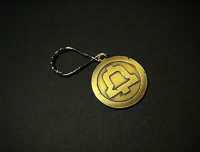Vintage Bell Systems Key Chain Mini Computer
