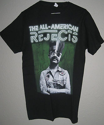 All American Rejects Authentic Kids In The Street 2013 Tour Shirt Small Mint