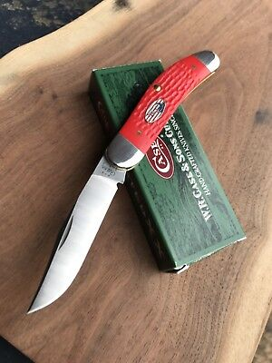 Case XX 04' Single Blade Sowbelly Knife TB6139 SS Unused In Original Box
