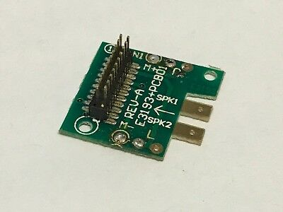 Spare PCB board with 21 pin Interface For Bachmann Steam locos