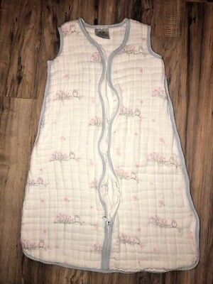 Aden And Anais Swaddle Sleepsack Medium Gender Neutral Zip Up Preowned Beautiful