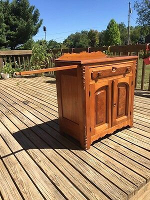 Furniture lovely walnut dresser antique victorian walnut