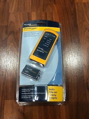 Fluke Networks MT-8200-49A Cable Tester New!!!
