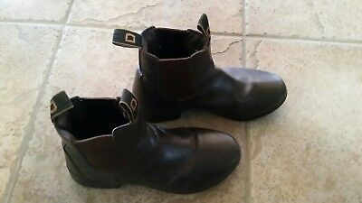 Dublin riding boots size US 5.5