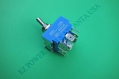 Replacement 25A 250V AC China Generator Voltage Toggle Switch for HCD303