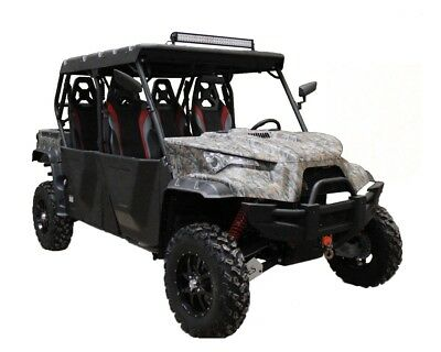 "18 2018 ODES Dominator X4 1000 Long Travel LT ZEUS 7"" Touchscreen w Heated Seats"