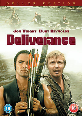 Deliverance 35th Anniversary Remastered Deluxe Edition [1972] (DVD)
