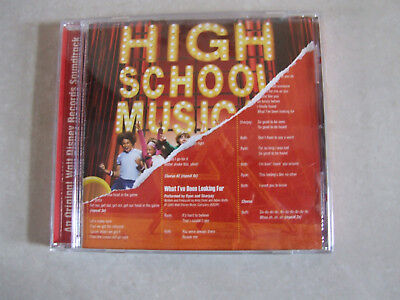 High School Musical, We're All In This Together CD