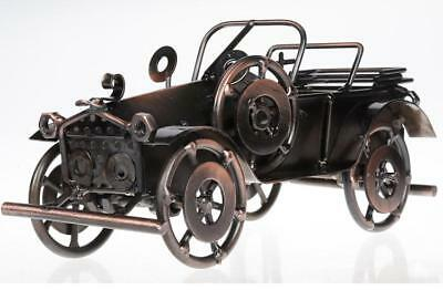 D17 Handmade Iron Reminiscence Decoration Classic Car Model K