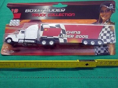 Truck Collection - Boxenluder 2005 in China - Nummer 19 - Suzie