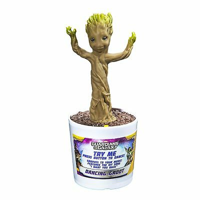 Guardians of The Galaxy Electronic Dancing Groot - BNIB- Free Post!