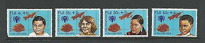1979 Year of The Child set of 4 SG 576- 579  Complete MUH/MNH as Issued