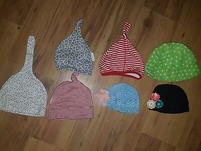 winter hats 0 -1 marie claire, pure baby, handmade