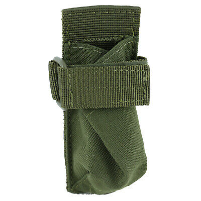 Condor Outdoor Flashlight Pouch MOLLE Flashlight Olive Drab TK15 TK16 PD35