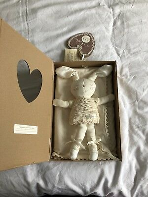 Pure Love Girls Bunny And Jersey Shawl Gift Set