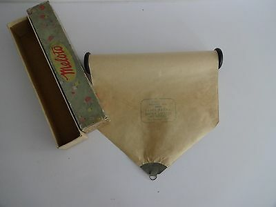 Antique Pianola /Piano Music Roll-Meloto-Saint-Saens-Softly Awakes M Heart