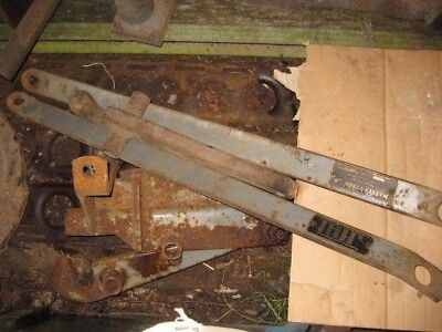 Massey Ferguson 65 old vintage tractor pick up hitch