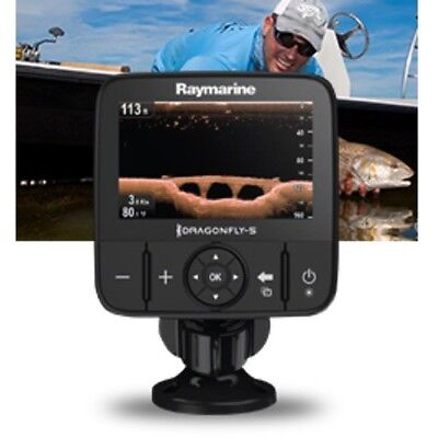 Dragonfly 5 Pro fishfinder 5 screen with CHIRP Downvision & Sonar incl CPT-DV...