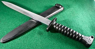 Switzerland M57 Bayonet Blade Dagger with Scabbard Swiss Fighting Knife